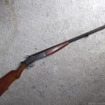 ИЖ-5 одноствольное курковое гладкоствольное ружье