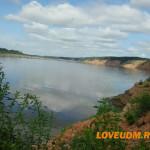Река Вятка. Крымская слудка.