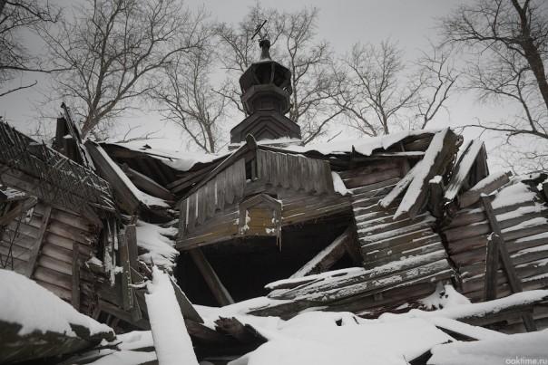 Андреевская церковь  Село Андреевцы Селтинского района Удмуртии