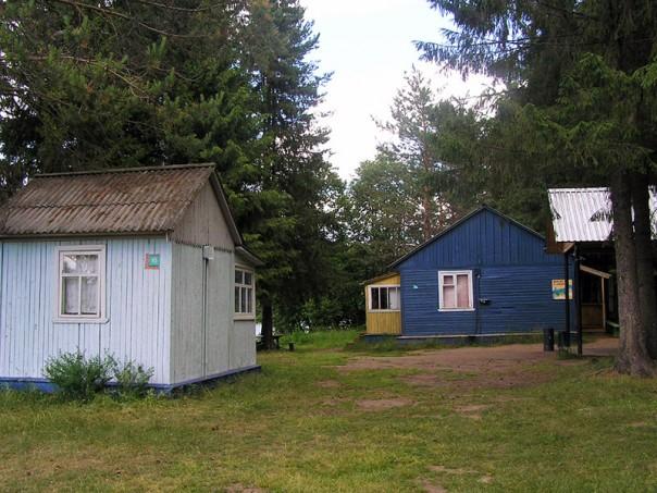 Байкузино  домики