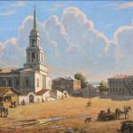 Белых Валентин Леонидович — биография художника