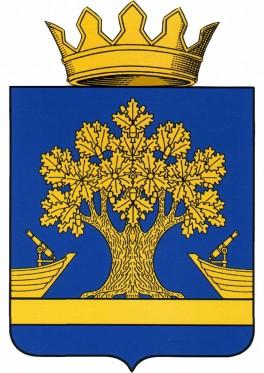 Герб Дубовского района Волгоградской области