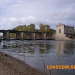 Заброшенная Октябрьская ГЭС на Чепце