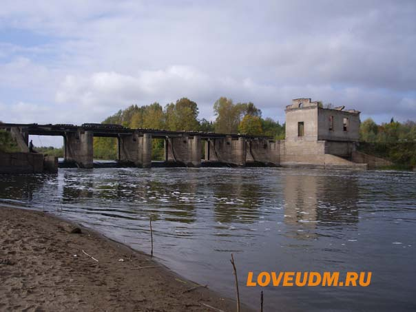 ГЭС, Чепца