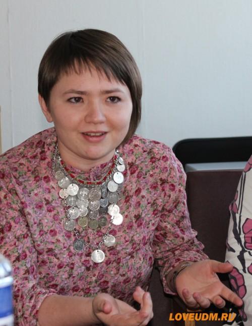 исполнительный директор Института стратегии развития региона Юлия Никитина