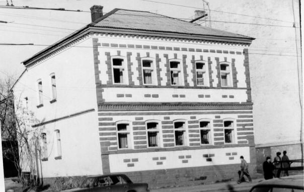 Ижевск Дом Васильева