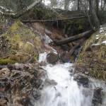 Кездурский водопад