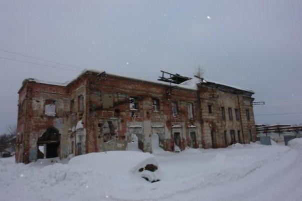 Петропавловская церковь в Сарапуле