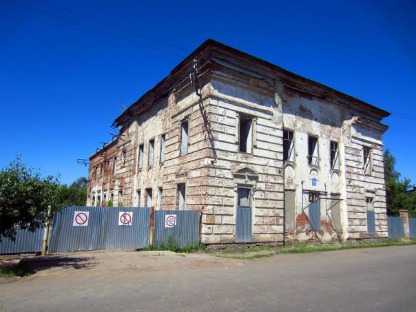 Петропавловская церковь в Сарапуле.