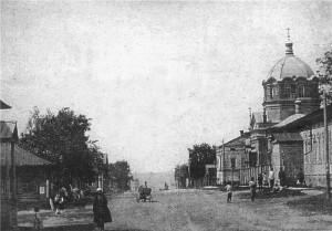 Пророко-Ильинская церковь на Троицкой (Советской) Ижевск