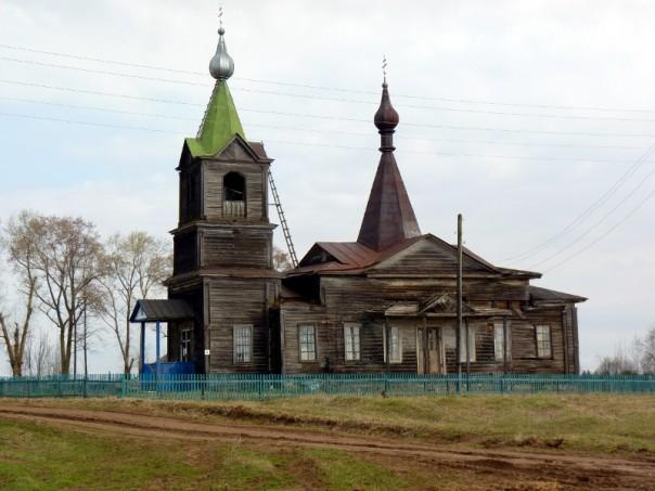 Церковь Сретения в Большой Чепце