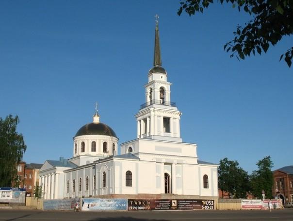 Воткинск Благовещенский собор