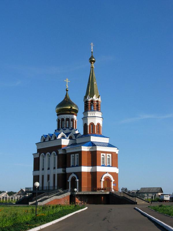 балезино церковь