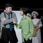 Театр «Птица» — «Женитьба товарища Бальзаминова» по А.Н. Островскому