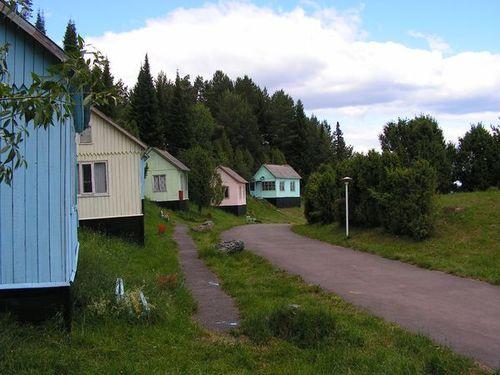 база отдыха Кама
