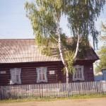 Дом-музей Красильникова в Алнашах
