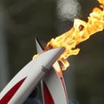 Олимпийский огонь в Ижевске!