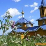 Церковь Тихвинской иконы Божией Матери. Паздеры