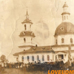Церкви села Понино