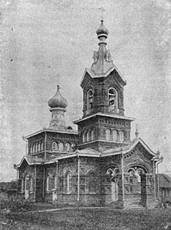 ижевск покровская церковьь