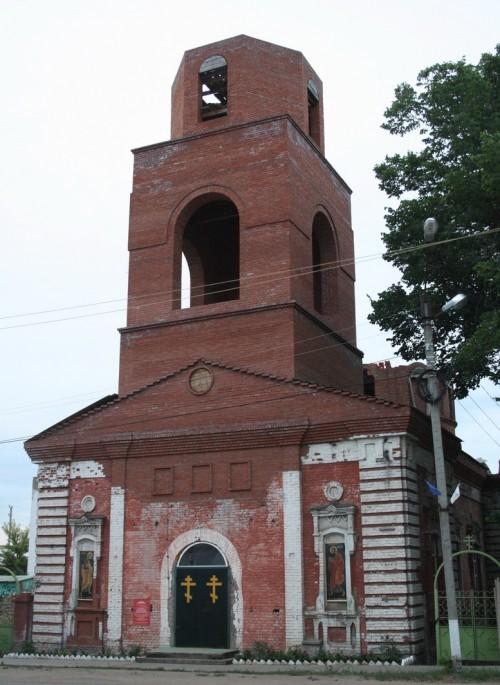 камбарка Петропавловская церковь