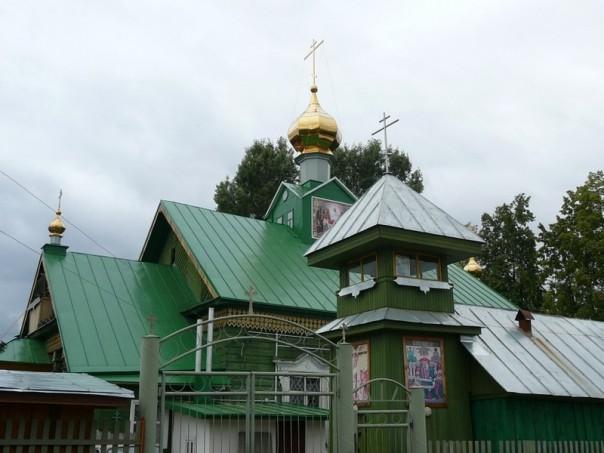 камбарка церковь Успения Пресвятой Богородицы