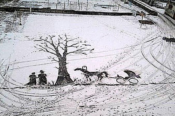 картина лошадь без надписи