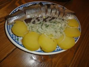 кухня сельдь