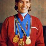 Галина Алексеевна Кулакова — биография великой лыжницы