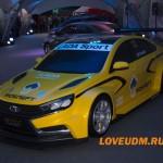 Концепт автомобилей LADA был представлен в Ижевске