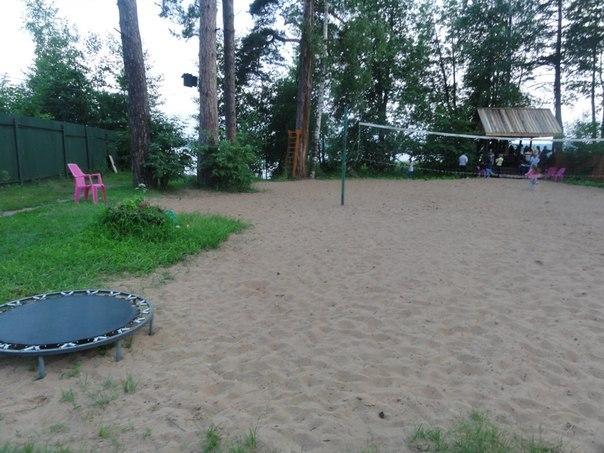 лосиный остров волейбол