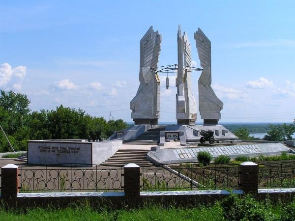 мемориал каракулино