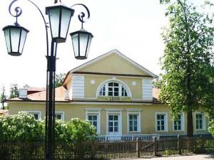 музей Чайковского в Воткинске
