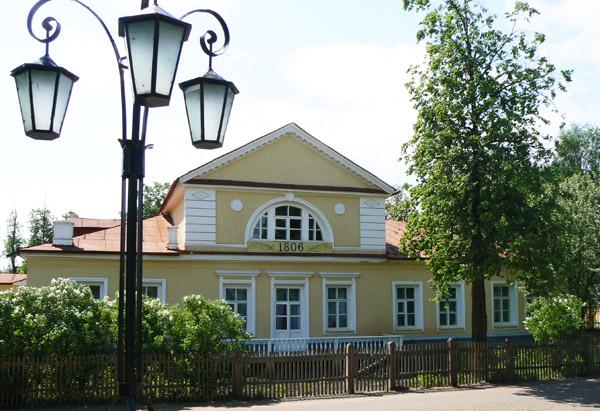 музей чайковского