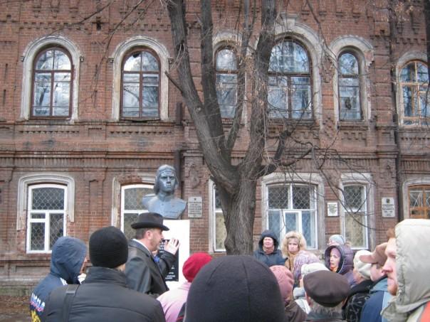 """народная экскурсия """"Сарапульские архиереи"""""""
