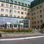 Курорт «Самоцвет» и озеро Молтаево