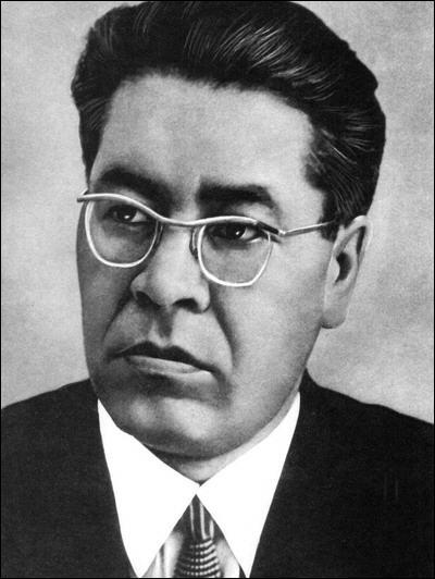 писатель Красильников