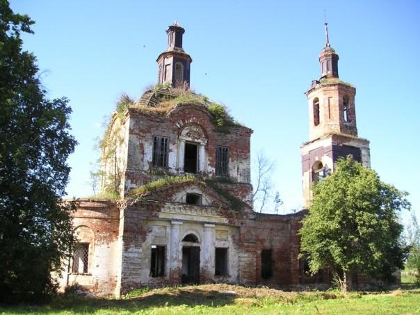 Кулюшево храм