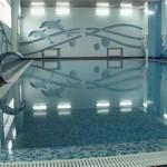 Плавательный бассейн в центре «Спутник» — Можга