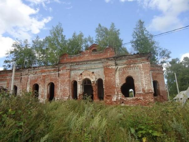 старые зятцы храм