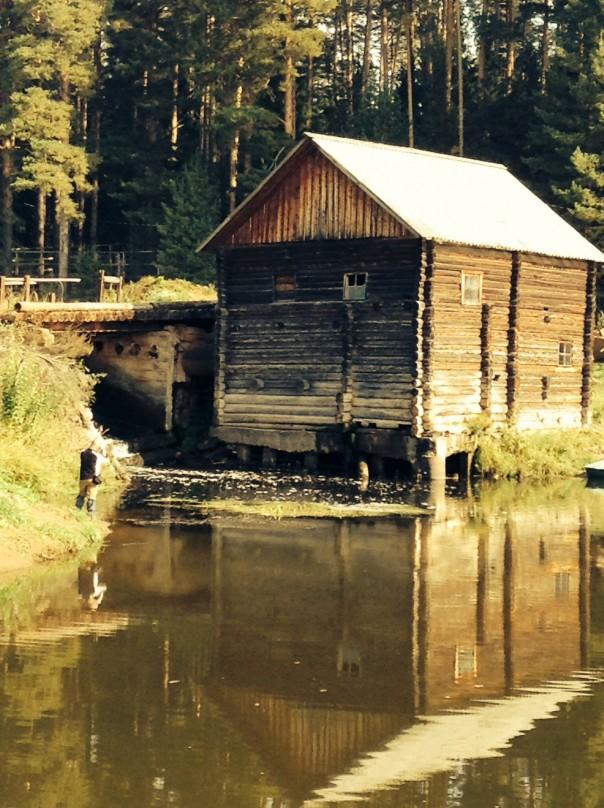 Поход «Ижевск-Турынгурт-Водяная мельница-Пойвай-Ижевск»