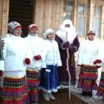 Резиденция удмуртской Снегурочки в Титово