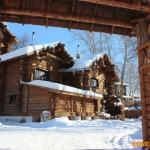 Этнографический музей-усадьба «Бобровая долина» в Ижевске
