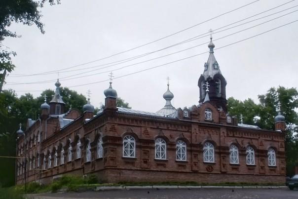 воткинск храм Преображения