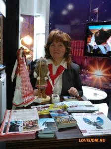 Хакимова Светлана Эрико-тур выставка в Хельсинки