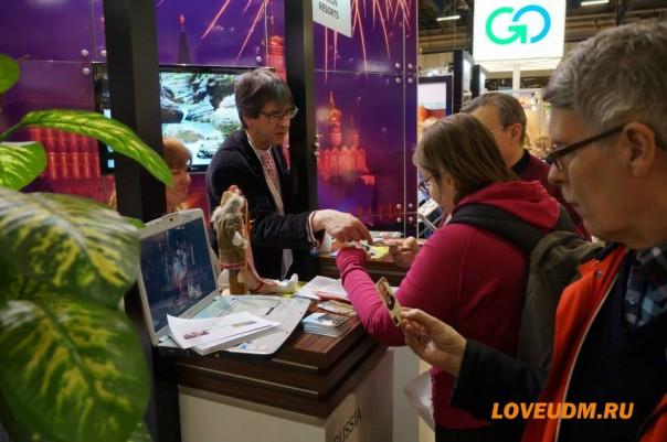 январь 2014 крупнейшая в Европе международная  выставка  тур-операторов в Хельсики