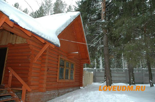 жем зимой дом копия