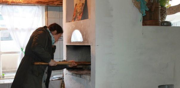 живица   печь
